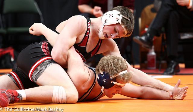 170 - Logan Lease (Pierz) over Tyler Soltau (Zumbrota-Mazeppa) Dec 9-7