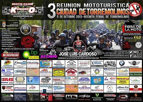 3ª Reunión Mototuristica - Torremolinos