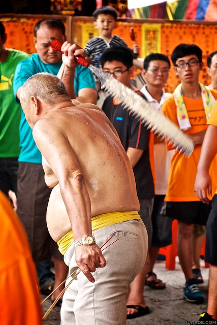 Taiwan Ji Tong Self Flagellation