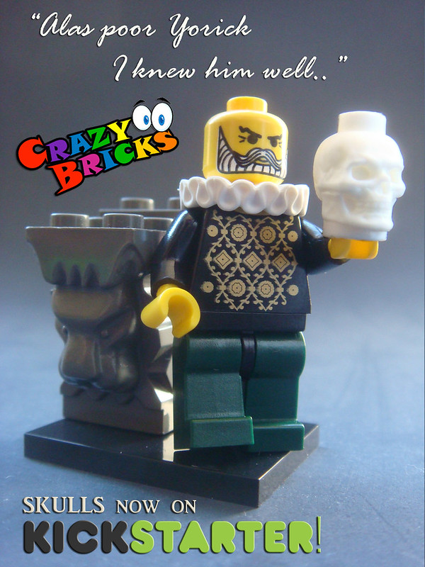 Alas poor Yorick...