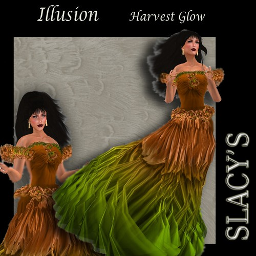 AD ILLUSION HARVEST GLOW
