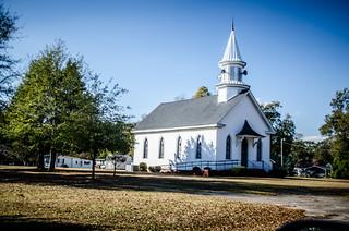 Ward Baptist Church