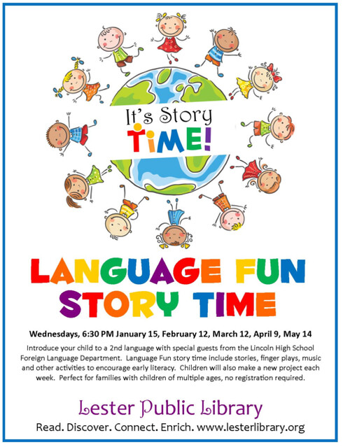 Language Fun Story Time!