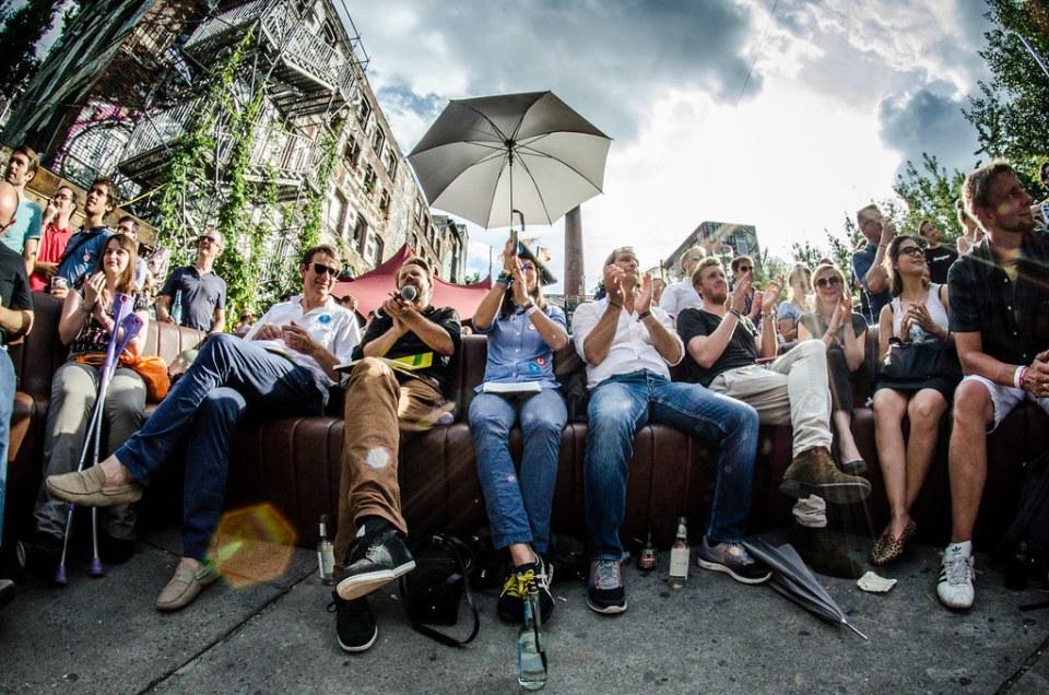 TOA Berlin Day 1 - Dan Taylor - Heisenberg Media