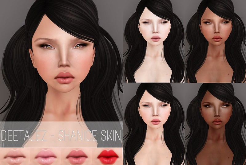 Deetalez - Delicious SHANICE skin