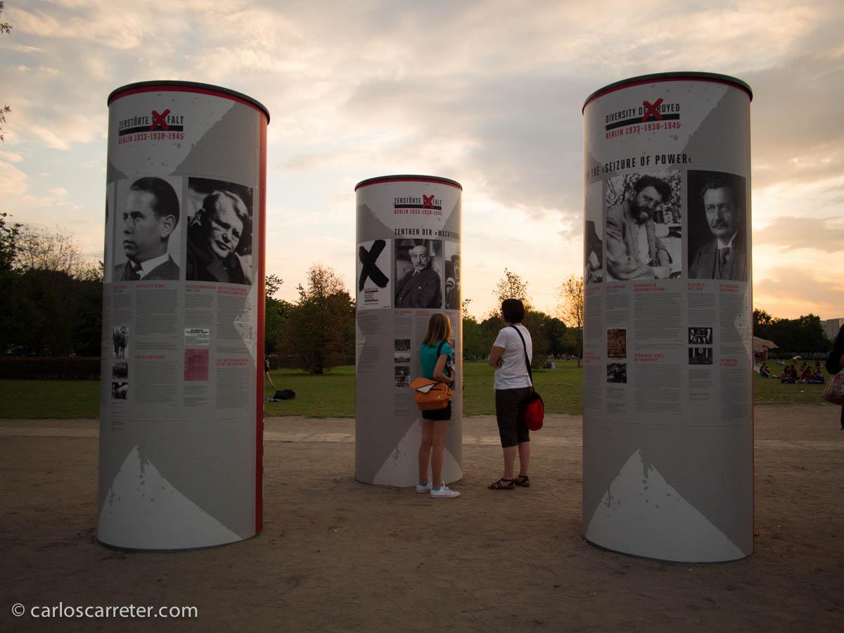 Ell fin de la diversidad bajo el nazismo ante el Bundestag