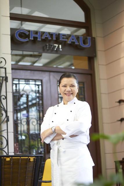 Executive Chef Vicky Pacheco