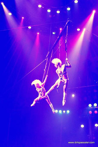Circus Roncalli by Dirk Paessler