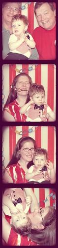 Elliott's Circus Birthday