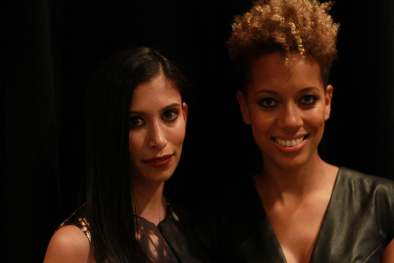 Cushnie et Ochs Fall-Winter 2013- Backstage 029