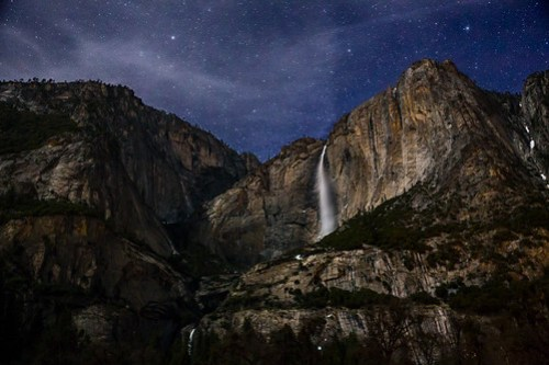 Yosemite - Starlight Hike