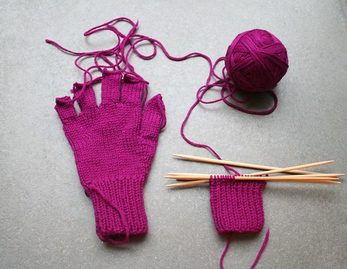 Breiseizoen / Knitting season