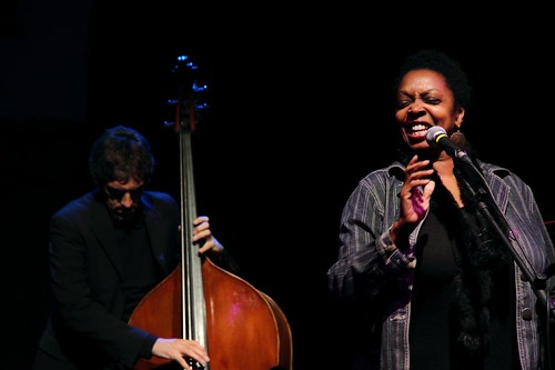 Joy Garrison: Lab Interpretazione Vocale #jazz by cristiana.piraino