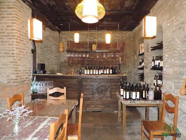 Pheasant tears winery