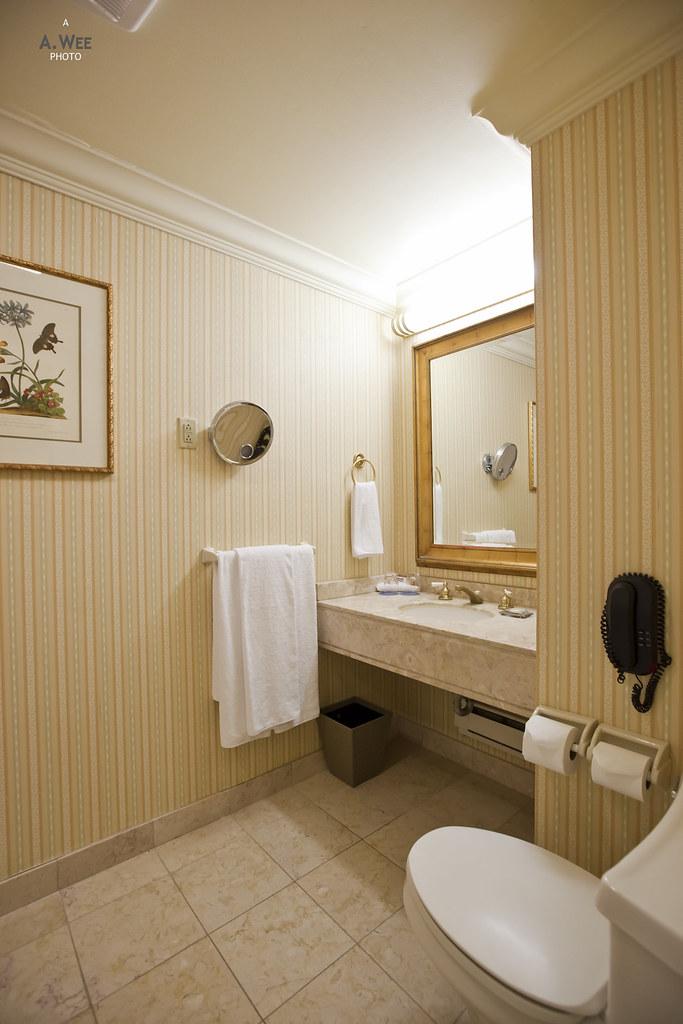 Older Standard Bathroom