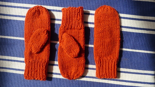 Three mitts for Canberra