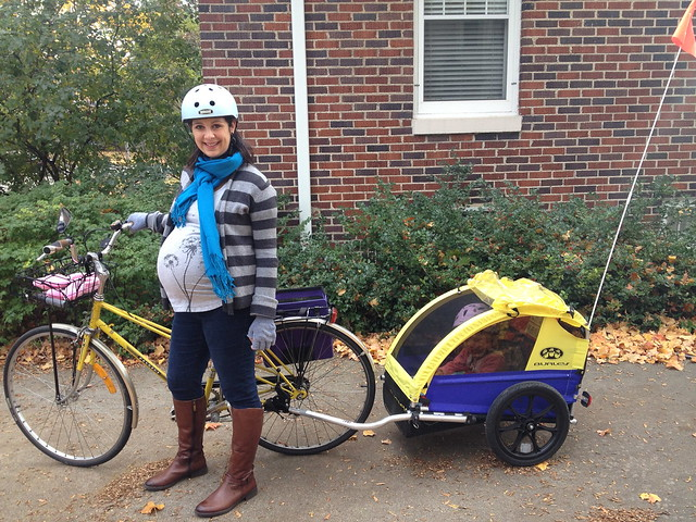 October Kidical Mass ride