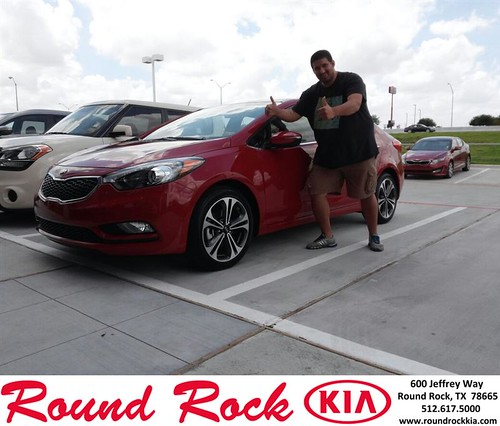 Happy Birthday to Douglas Acosta from Kevin Rodriguez and everyone at Round Rock Kia! #BDay by RoundRockKia