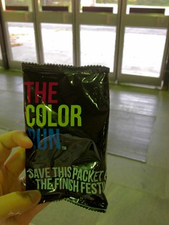 colour packet