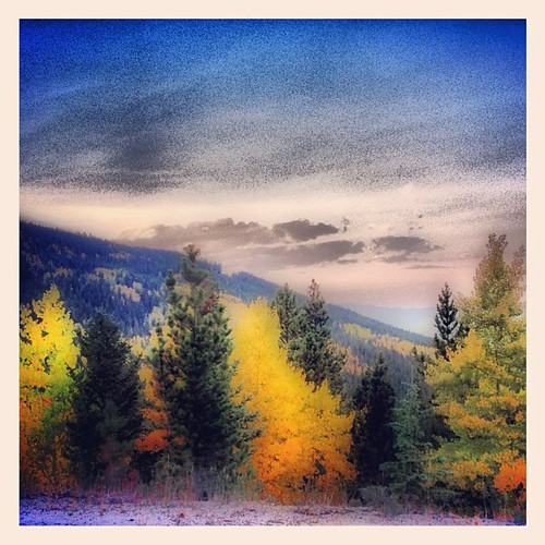 Fall Colorado Style by @MySoDotCom