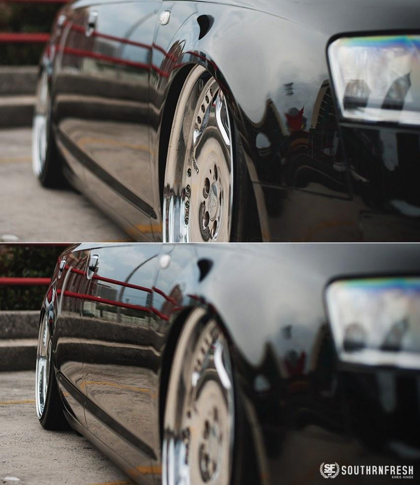 Jordan Riegelhaupt's Audi A6