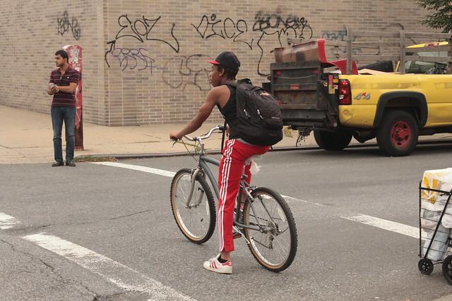 Graffiti Stance