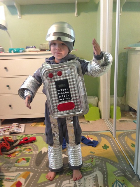 Oscar-Robot