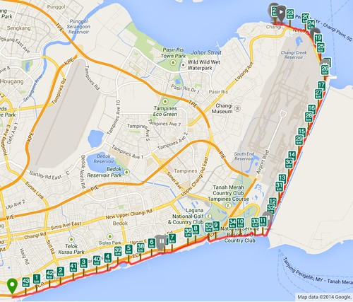 Cycling Activity 43.53 km | RunKeeper