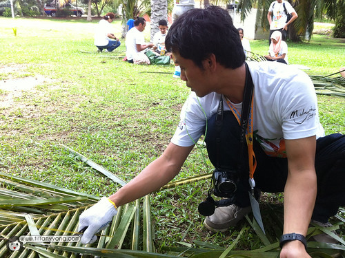 Acen Trisusanto Malaysia Tourism Hunt 2013