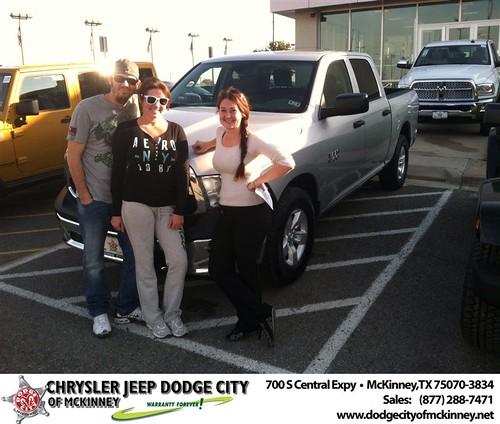 Dodge City McKinney Texas Customer Reviews and Testimonials-Jayna by Dodge City McKinney Texas