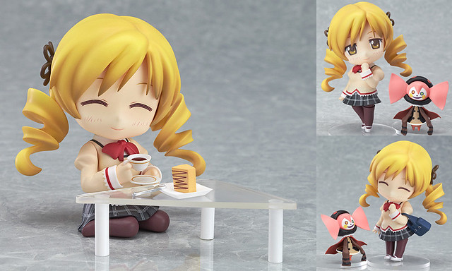 Nendoroid Tomoe Mami: School Uniform version