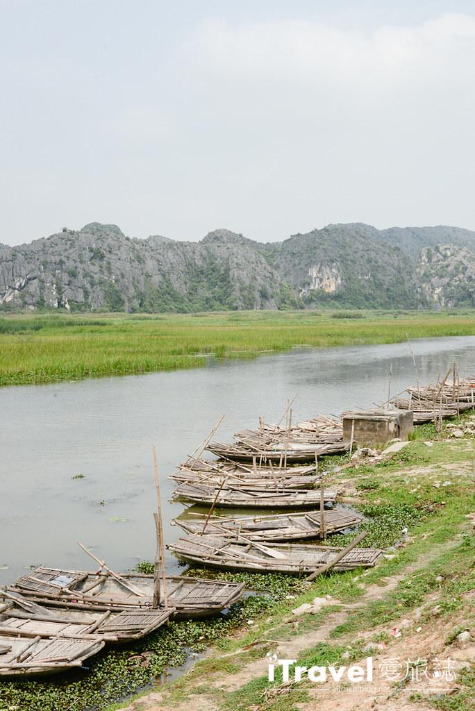 越南宁平游船 Van Long Nature Reserve (10)