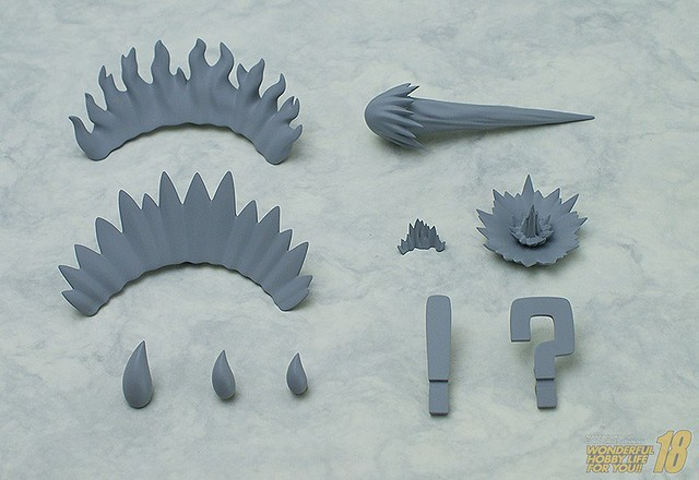 Nendoroid More: After Parts set 03
