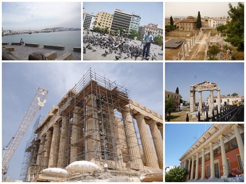 The Wonders of Greece