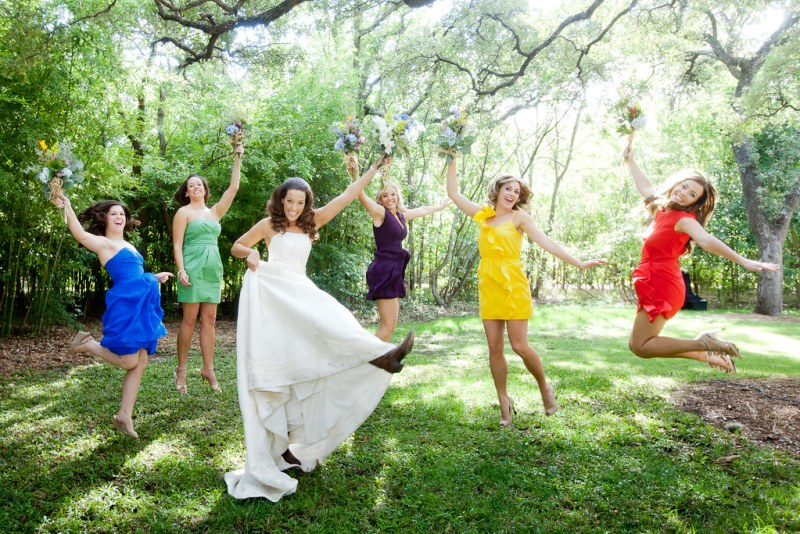 6 ways to stay positive with a tight wedding budget