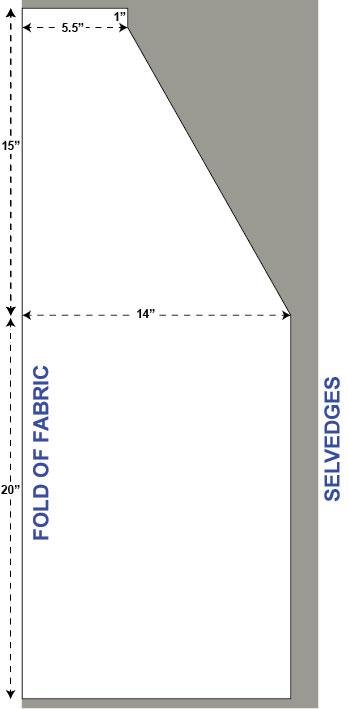 apron layout