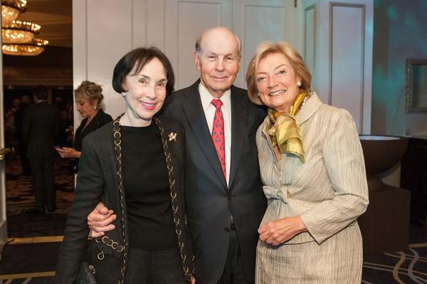 Merla Zellerbach, Lee Munson, Gretchen DeBaubigny