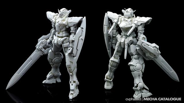 RG Gundam Exia - Prototype Shots
