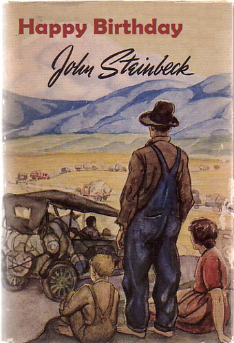 Happy Birthday, John Steinbeck