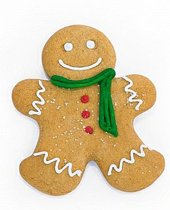 71002 LEGO Minifigures Series 11 06 Gingerbread Man Gingerbread Man