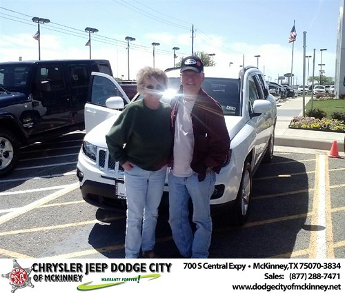 Happy Birthday to John R Rubertus from Russell Hardin  and everyone at Dodge City of McKinney! by Dodge City McKinney Texas