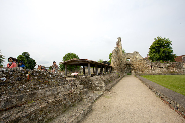 St. Augustine Abbey in Canterbury