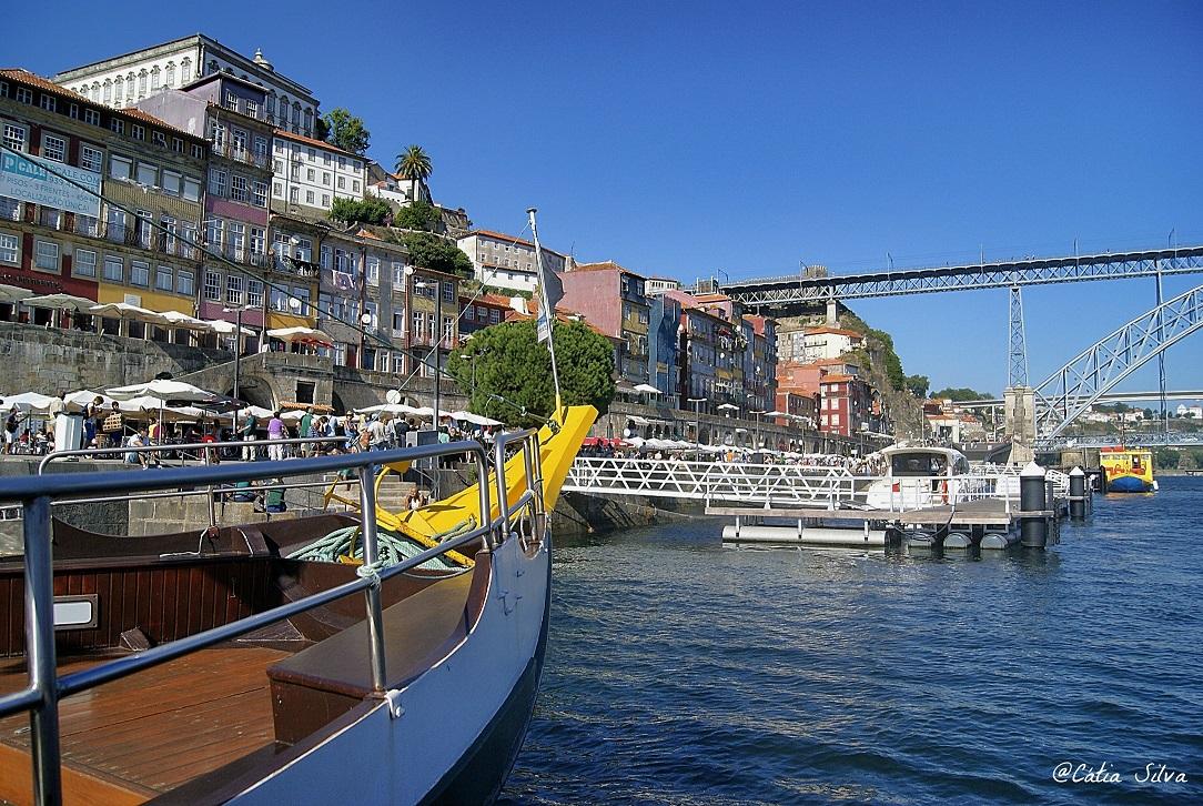 rio douro - porto - portugal
