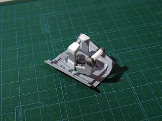 RGM-79LV ジムナイトシーカー2を作る #09 001
