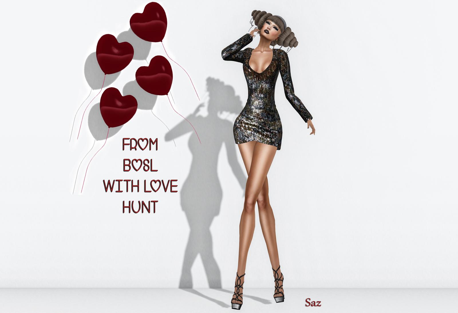 From BoSL with love Violator, Topazia, Countdown
