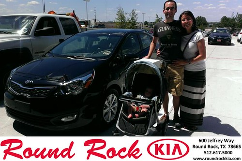 Round Rock KIA Customer Reviews and Testimonials - Daniel Marcotte by RoundRockKia