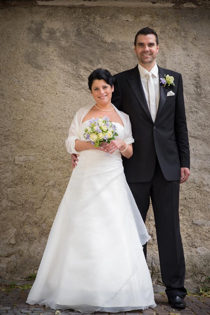 Katja and Bernhard