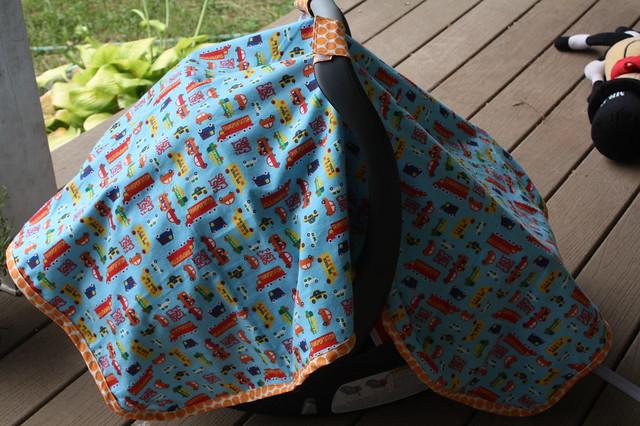 Detachable Infant Seat Cover