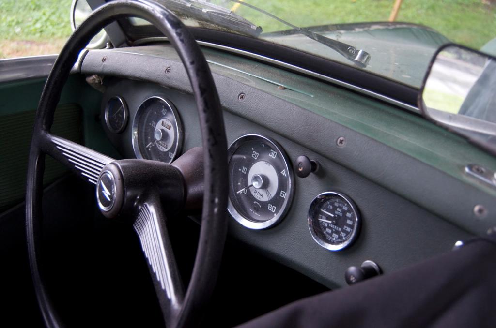 English cockpit