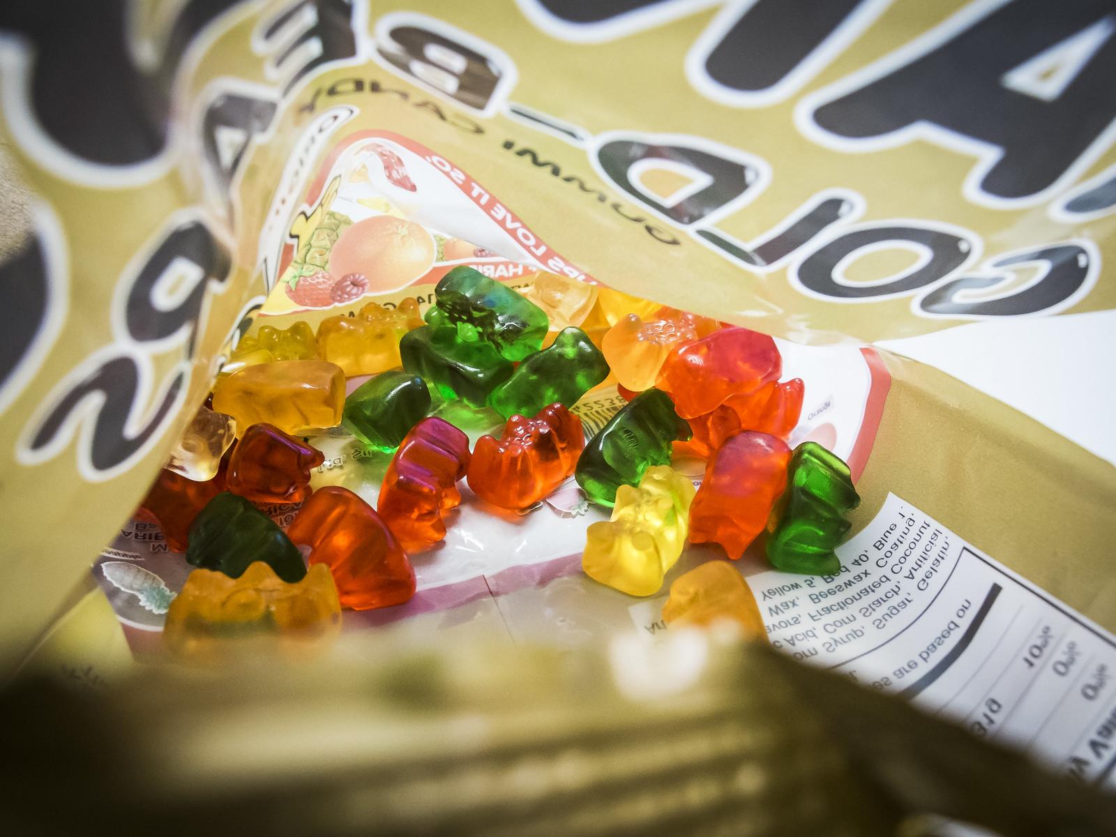 Gold-Bears by wwward0